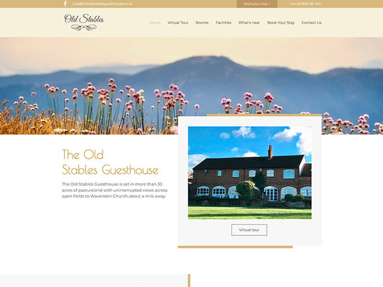 Example Website, The Old Stables Guesthouse